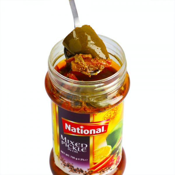 Mixed Pickle 750g