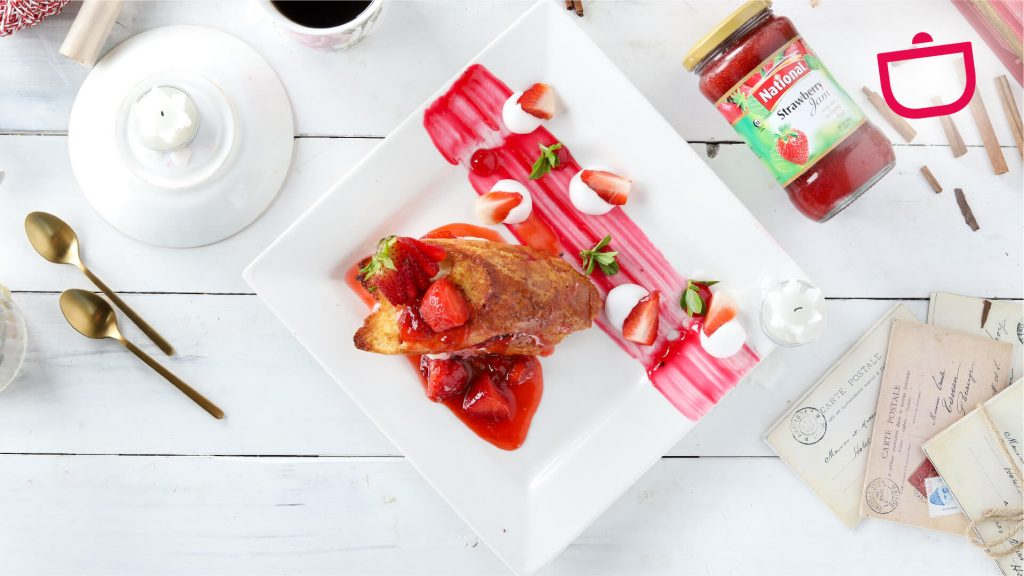 Strawberry Cheese French Toast Featured1 -