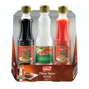 Chinese Sauces Trio Pack 900ml