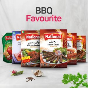 BBQ Favourites Bundle
