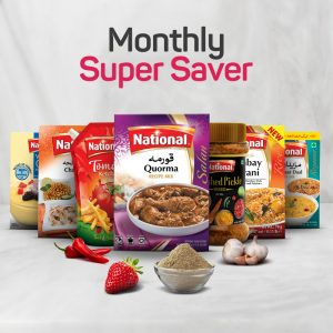 Monthly Super Saver