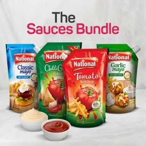 The Sauces Bundle
