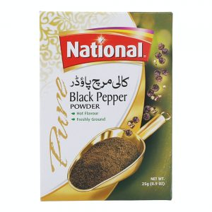 Black Pepper Powder 25g