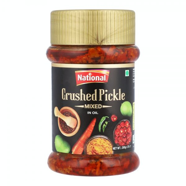 Crushed Pickle 390g