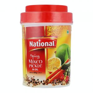Spicy Mixed Pickle 400g