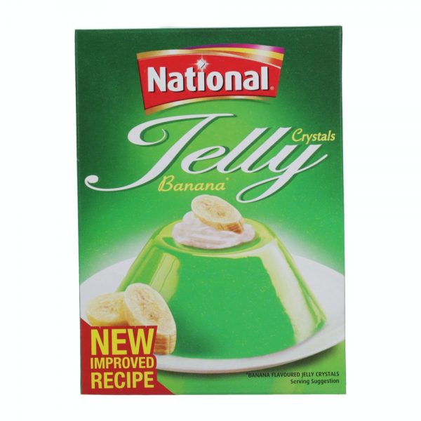 Banana Jelly 80g