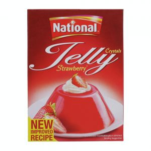 Strawberry Jelly 80g