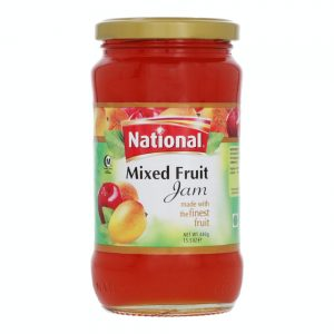 Mixed Fruit Jam 440g