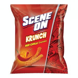 Krunch Red Chilli 42g