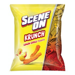 Krunch Lemon Chilli Patakha 42G