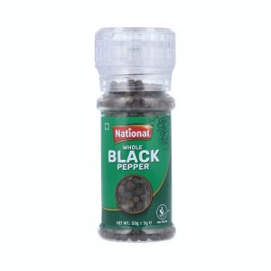 Black Pepper Grinder 50g
