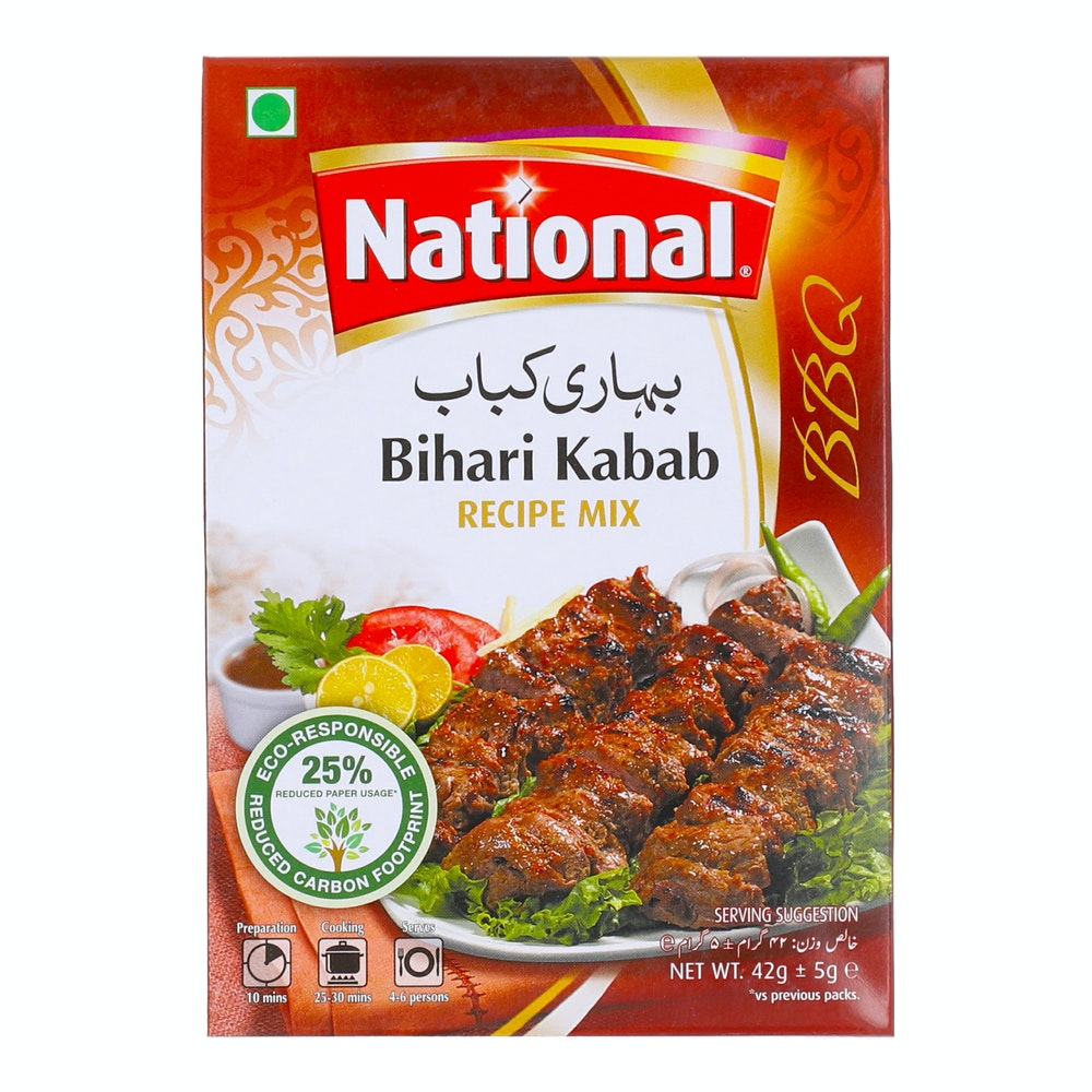 National Bihari Kabab 42g
