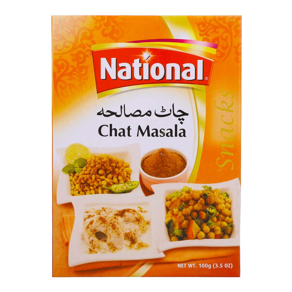 National Chaat Masala 100g
