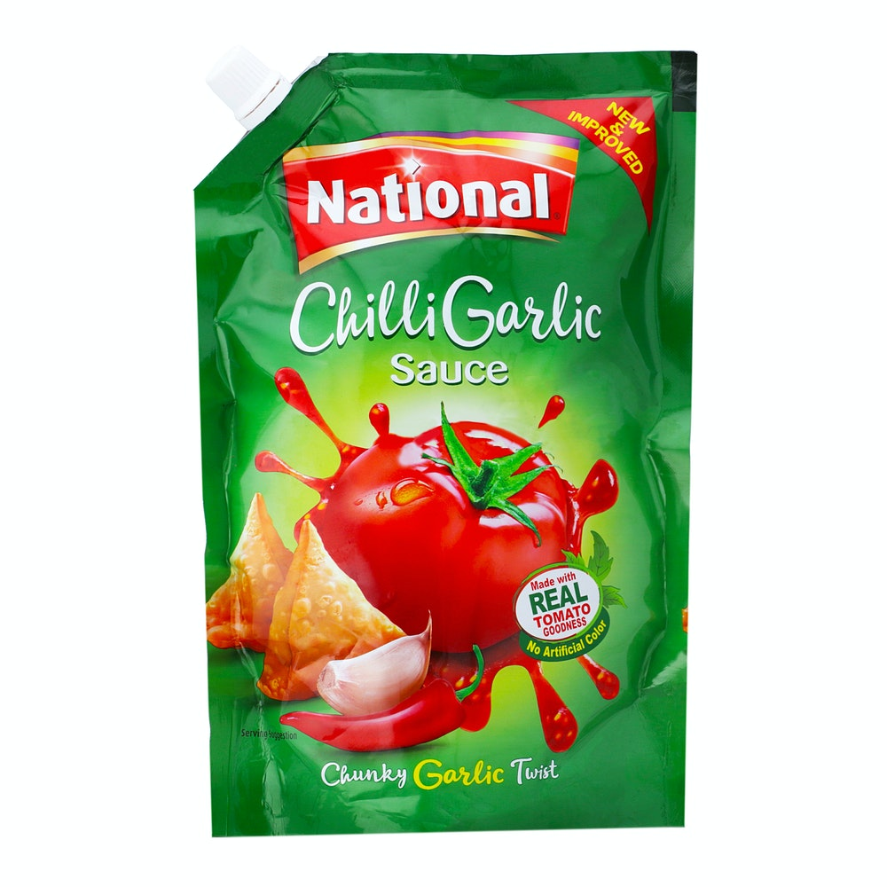 National Chilli Garlic Sauce 950g