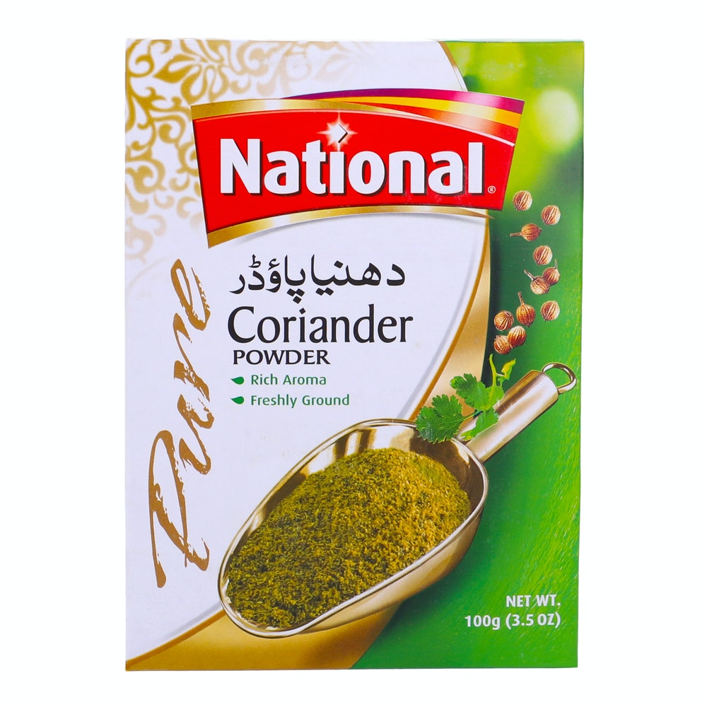 National Coriander Powder 100g