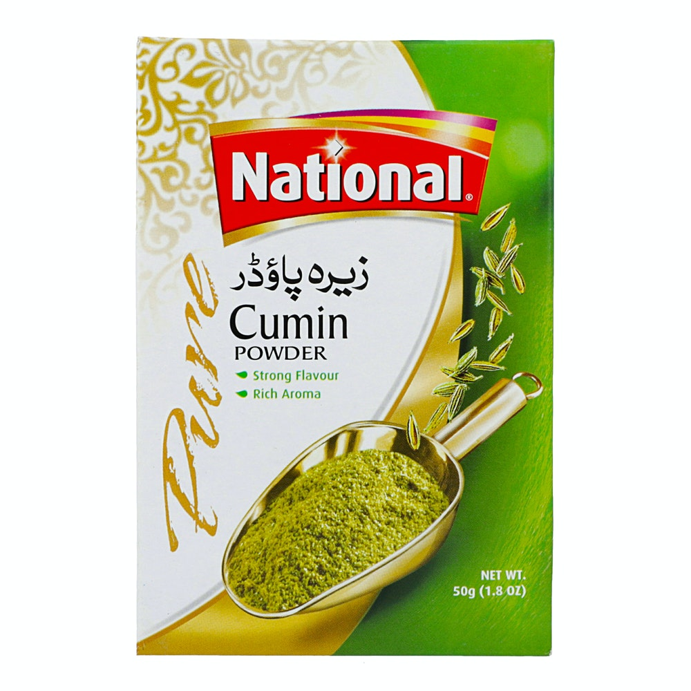 National Cumin Seed Powder 50g