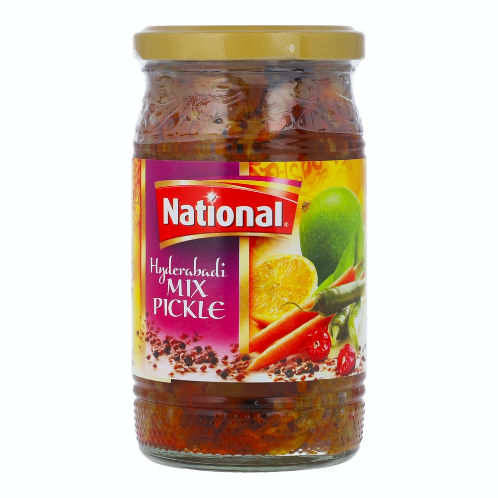 National Hyderabadi Mix Pickle 320g