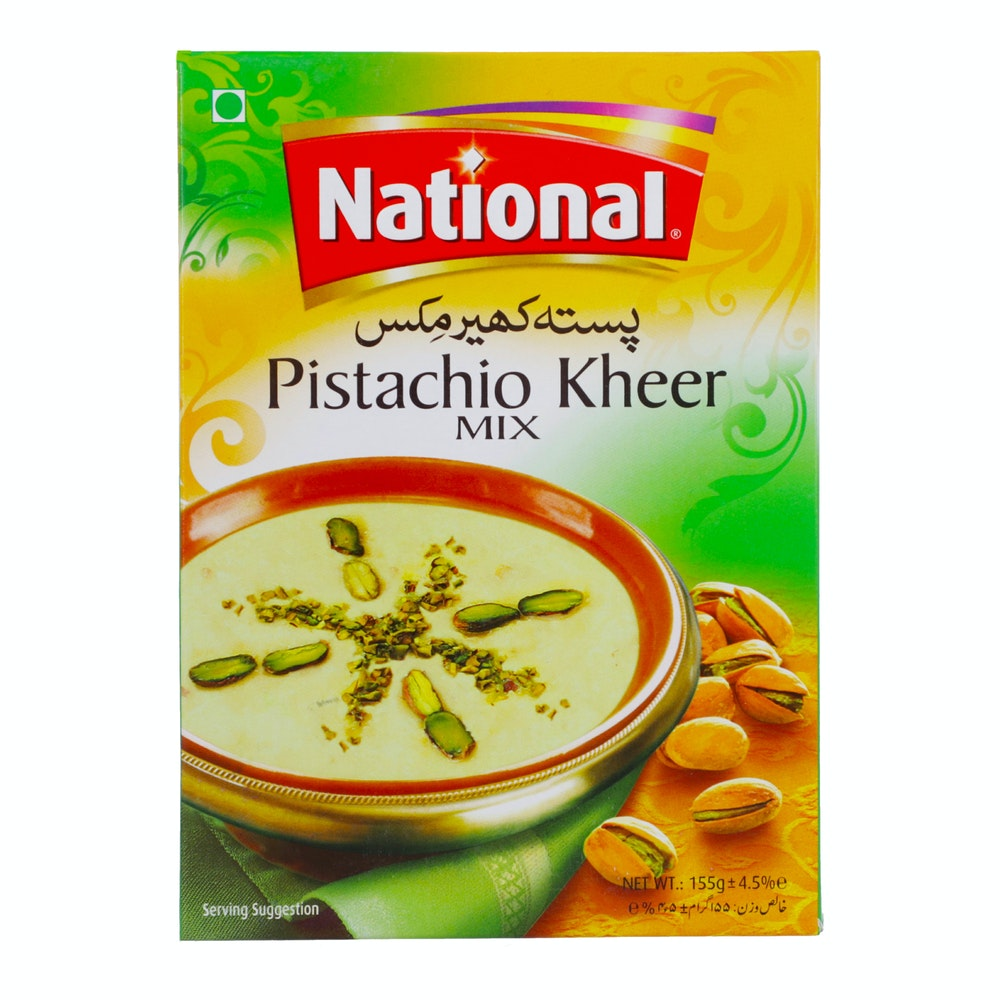 National Kheer Pista Mix 155g