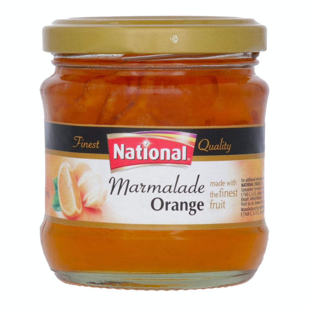 National Orange Marmalade 200g