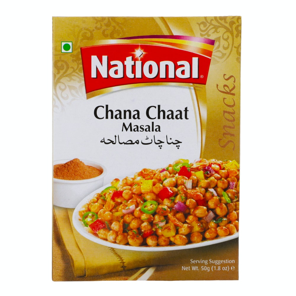 National Channa Chaat Masala 50g