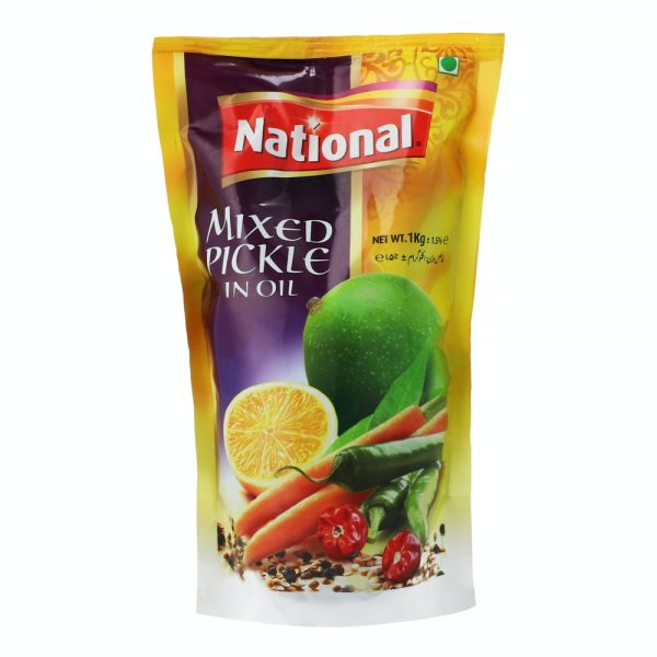 National Mixed Pickle 1kg