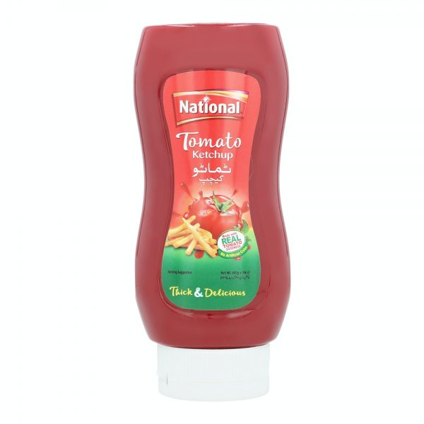Tomato Ketchup Squeezy 400g