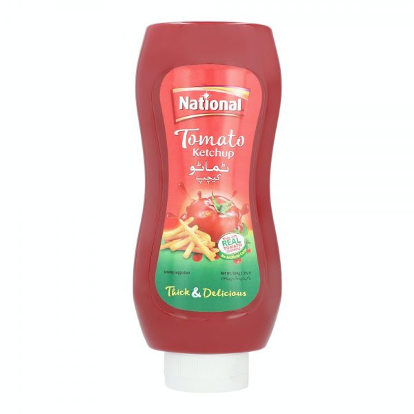 Tomato Ketchup Squeezy 800g