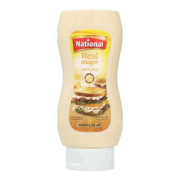 Real Mayo Squeezy 350g