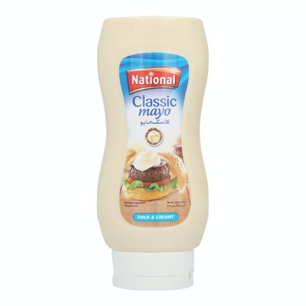 Classic Mayo Squeezy 350g