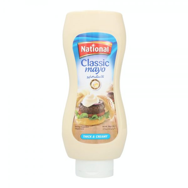 Classic Mayo Squeezy 700g